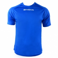 Tricou Givova One albastru MAC01-0002 barbati