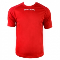 Tricou Givova One, rosu MAC01-0012 barbati