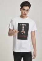 Tricou Godfather Il Padrino alb Merchcode