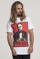 Tricou Godfather The Don alb Merchcode