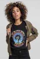 Tricou Grateful Dead Head pentru Femei negru Merchcode