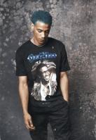 Tricou Gucci Mane Leopard negru Merchcode