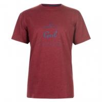 Tricou Gul Logo Carrier pentru Barbati