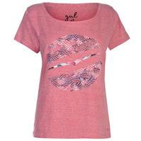 Tricou Gul Slouch pentru Femei
