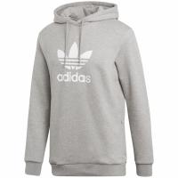 Tricou Hanorac Adidas TREFOIL gri CY4572 barbati