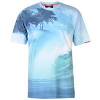 Tricou Hot Tuna Sublimation Print pentru Barbati