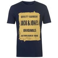 Tricou Jack and Jones Originals Rejistood
