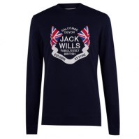 Tricou Jack Wills Embroidered