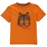 Tricou Jack Wolfskin Brand pentru baietei