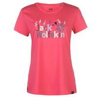 Tricou Jack Wolfskin Brand pentru Femei