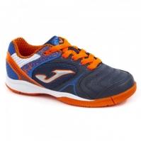 Pantofi fotbal Dibling Jr copii Joma 803 bleumarin Indoor