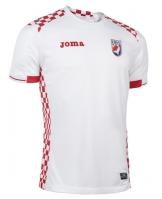 Tricou Joma 1st Handbal Croatia alb cu maneca scurta