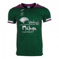 Tricou Joma 1st Unicaja verde cu maneca scurta Acb