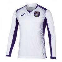 Tricou Joma 2nd Anderlecht alb cu maneca lunga