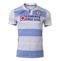 Tricou Joma 2nd Cruz Azul alb cu maneca scurta