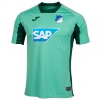 Tricou Joma 2nd Hoffenheim verde cu maneca scurta