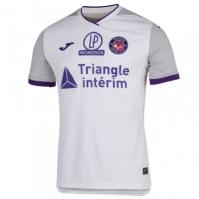 Tricou Joma 2nd Toulouse alb cu maneca scurta