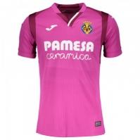Tricou Joma 2nd Villarreal Purple cu maneca scurta
