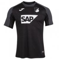 Tricou Joma 3rd Hoffenheim negru cu maneca scurta