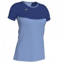 Tricou Joma albastru-bleumarin cu maneca scurta pentru Femei