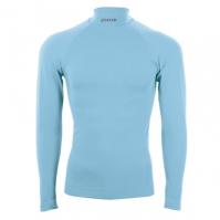 Tricou Joma Brahma L/sarga Color turcoaz-fluor