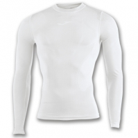 Tricou Joma Brama Emotion II alb cu maneca scurta