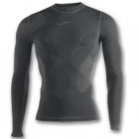 Tricou Joma Brama Emotion II negru cu maneca scurta
