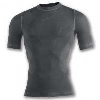 Joma Brama Shirt Emotion II negru cu maneca scurta (underwear)