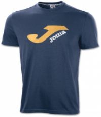 Tricouri Joma T- Campus 65poly-35cotton bleumarin