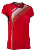 Mergi la Tricouri sport Joma T- alergare rosu cu maneca scurta
