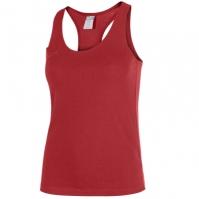 Mergi la Tricou Joma Combi bumbac rosu fara maneci pentru Femei