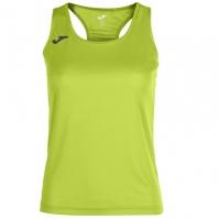 Tricou Joma Race verde fara maneci pentru Femei