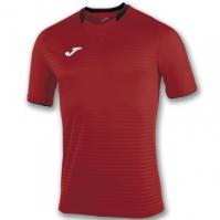 Tricouri Joma T- Galaxy rosu cu maneca scurta