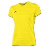 Tricouri sport Joma T- galben cu maneca scurta