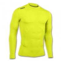 Tricou Joma galben Fluor (seamless Underwear) cu maneca lunga