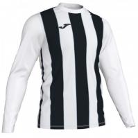 Tricou Joma Inter alb-negru cu maneca lunga