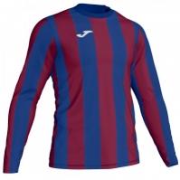 Tricou Joma Inter albastru-visiniu cu maneca lunga