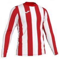 Tricou Joma Inter rosu-alb cu maneca lunga