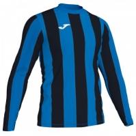 Tricou Joma Inter Royal-negru cu maneca lunga