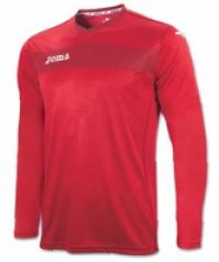 Tricou Joma Liga II rosu cu maneca lunga