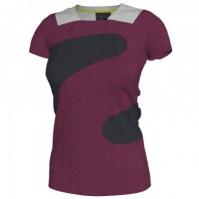Tricou Joma Magenta-anthracite-gri pentru Femei