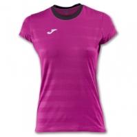 Tricou Joma Volley Fushia cu maneca scurta pentru Femei