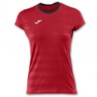 Tricou Joma Volley rosu cu maneca scurta pentru Femei