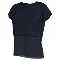 Tricou Joma negru Electra fara maneci pentru Femei