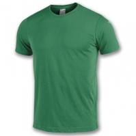Tricou Joma Combi bumbac verde cu maneca scurta