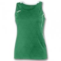 Tricou Joma Record II fara maneci verde pentru Femei