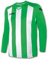 Tricou Joma Pisa 12 verde-alb