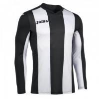 Tricou Joma Vertical cu dungi negru cu maneca lunga