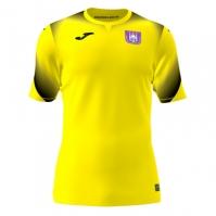 Tricou Joma Portar Anderlecht galben cu maneca scurta