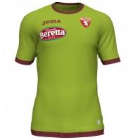 Tricou Joma Portar Torino verde cu maneca scurta Sponsor